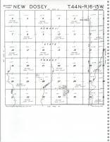 Map Image 038, Pine County 1980